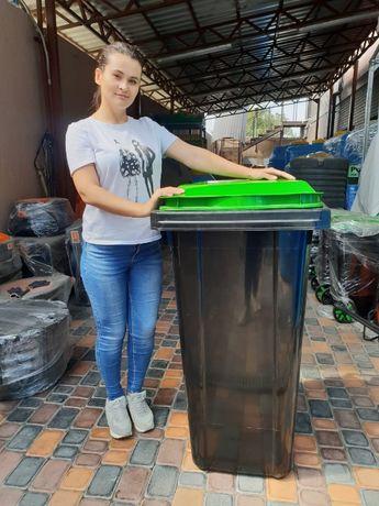 Мусорный контейнер, бак под мусор, мусорный бак