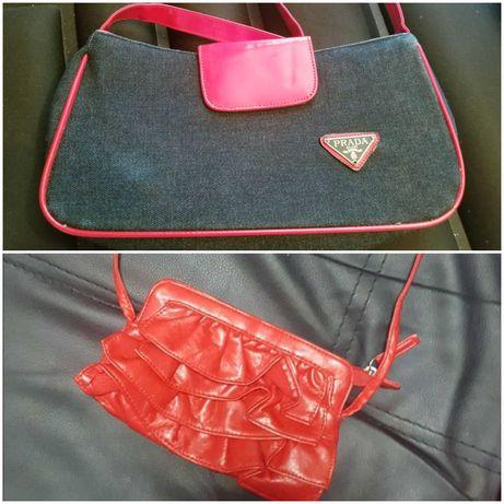 Дамски чанти два броя