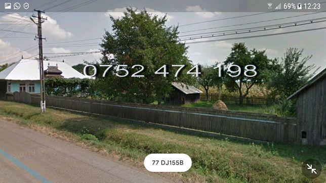 Teren intravilan de vânzare Suceava - Boroaia sat Bărăști 7700 m2