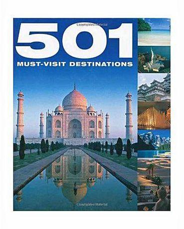 501 места, които трябва да посетите,англ. 501 Must-Visit Destinations