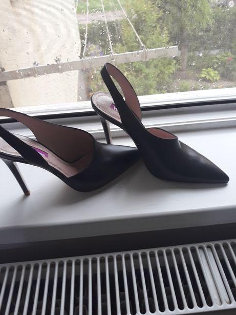 Pantofi Why Denis noi