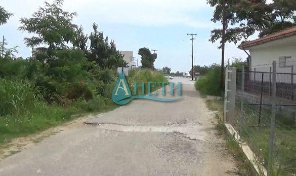 УПИ 911 м2 в курортно селище Неа Врасна, Гърция, близо до морето