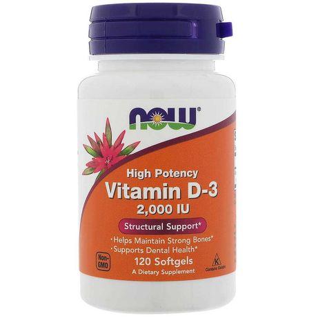 Витамин Д3, Д-3 Now Foods, Solgar, D3 D-3, иммунитет, 2000ед