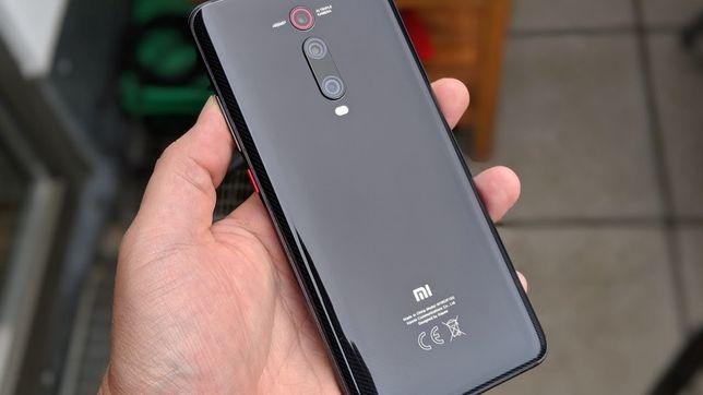 Xiaomi Mi9t 64 gb, black carbon.