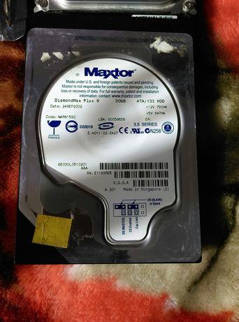 Harduri  PC Maxtor si Seagate