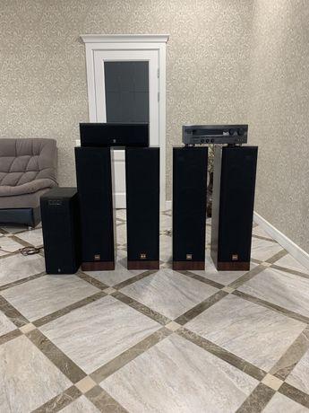 Аудио система, домащний кинотеатр Yamaha