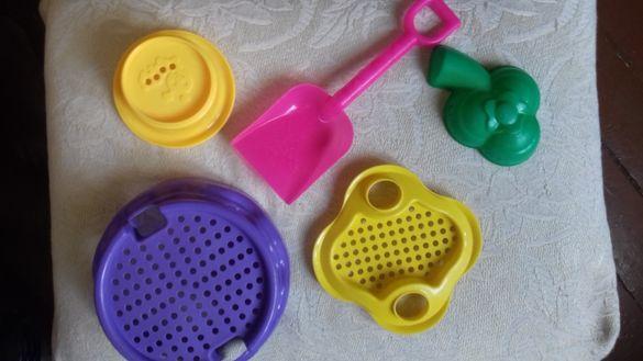 Играчки за пясък - 4 броя по избор