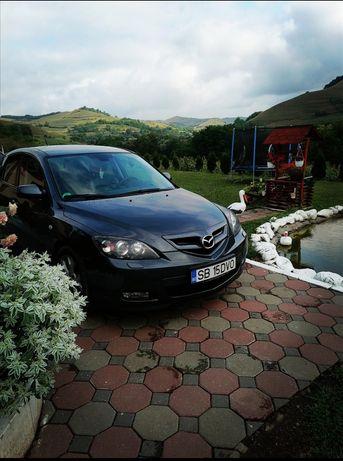 Mazda 3 2008 facelift