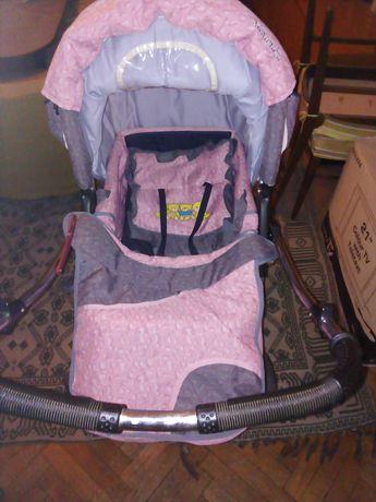 Зимна количка за бебе