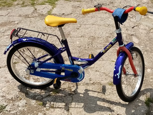 Bicicleta copii Blauber