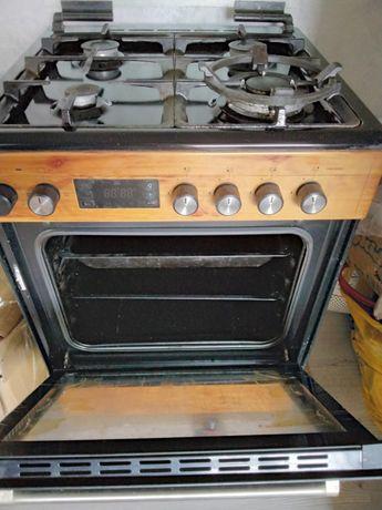 Кухня. Газовая плита