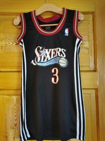 Оригинален баскетболен потник на Алън Айверсън, Филаделфия 76 NBA