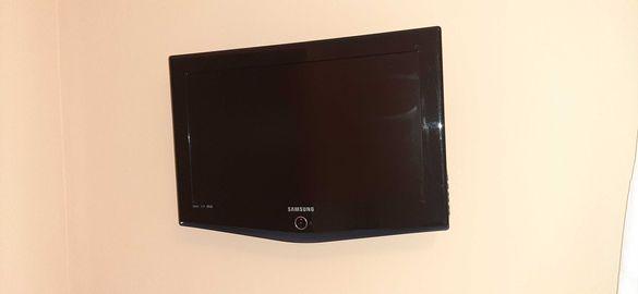 "Телевизор Samsung 26"" + декодер STRONG"