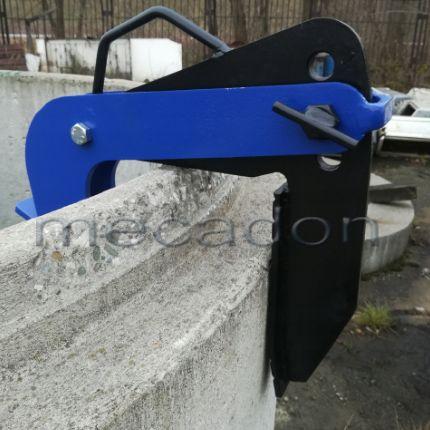 Clești pentru ridicat camine si tuburi de beton