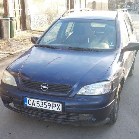 Opel astra 1.7 isuzo DTI