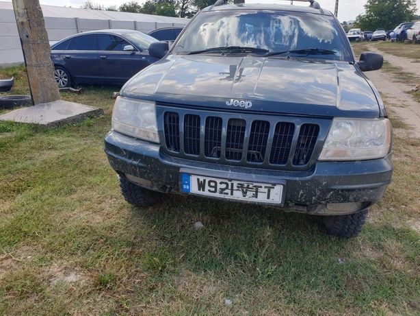 Dezmembrez jeep grand cherokee 3.1 diesel an 2001