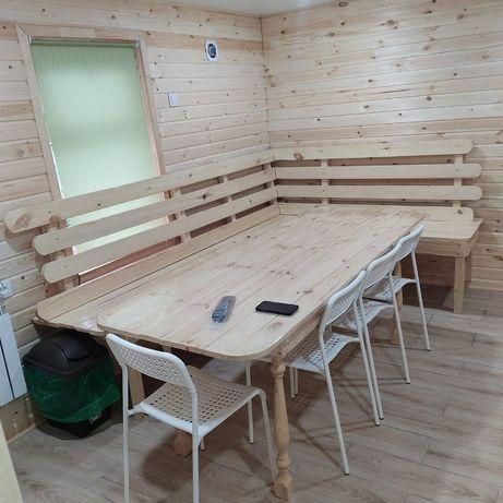 Семейная баня на дровах в пришахтинске JOHNNY CRAFT!