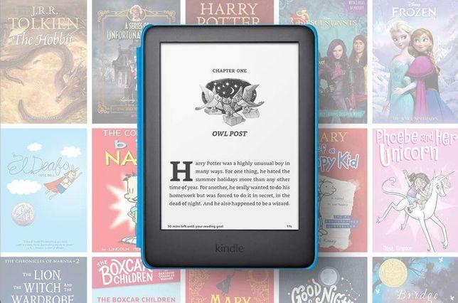 Электронная книга Amazon Kindle 10 Kids Edition