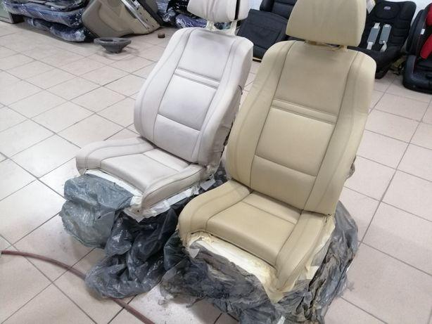 Vopsea Piele Crem Bej Bmw x5 e70-Reconditionam scaune-volane din piele