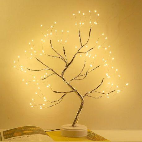 Прекрасный, эксклюзивный ночник дерево