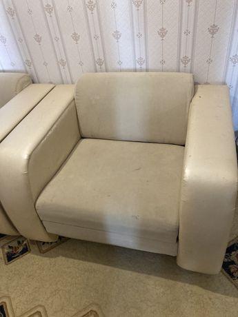 Мебель кресла б/у