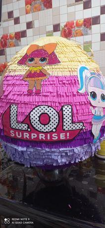 пиньяты на детский праздник