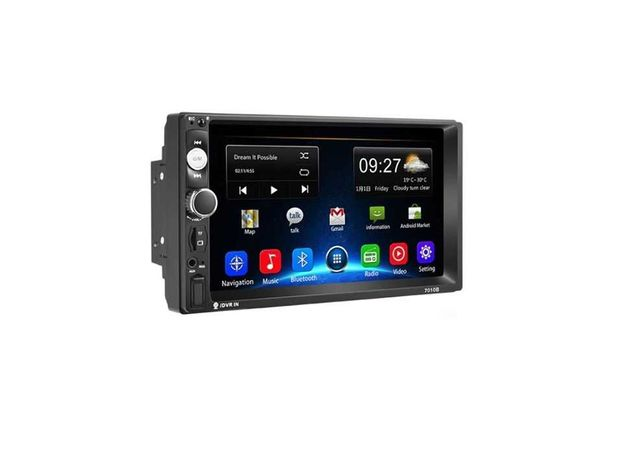dvd auto android, player auto android 2 din