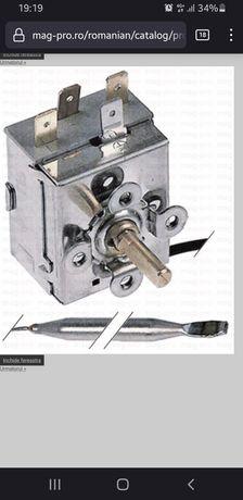 Termostat reglabil 30-90 °C, 15 A, pentru boiler - cuva, TEMPOMATIC ZA