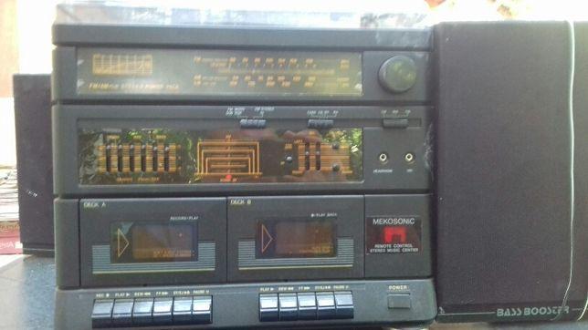 combina - radio - casetofon - pick-up