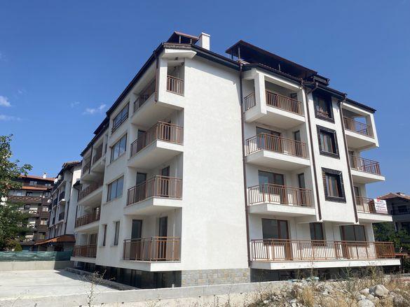 Четиристаен апартамент за продажба в Банско