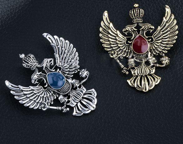 Broșă/ Pin Eagle deosebită, nouă, sigilată