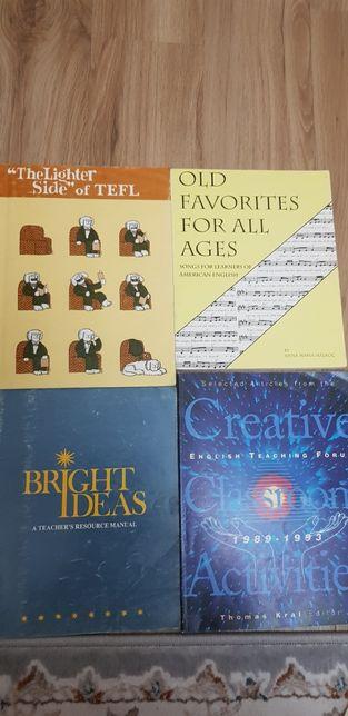Книги для учителя английского языка