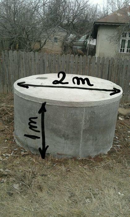 tuburi beton armat pentru hazna Lupsanu - imagine 1