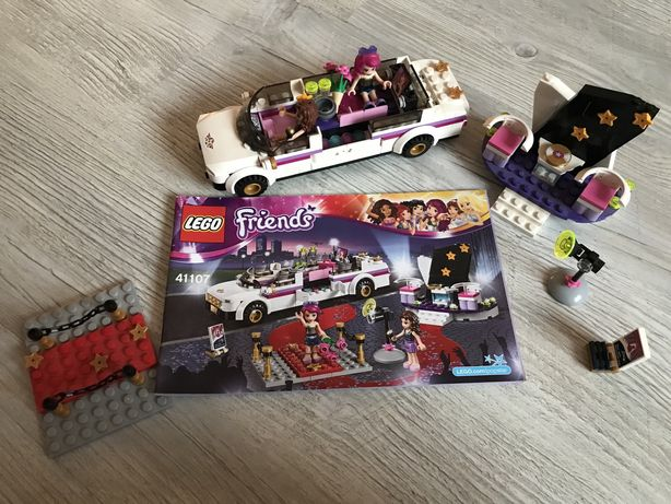 Lego Friends 41107, Limuzina vedetei