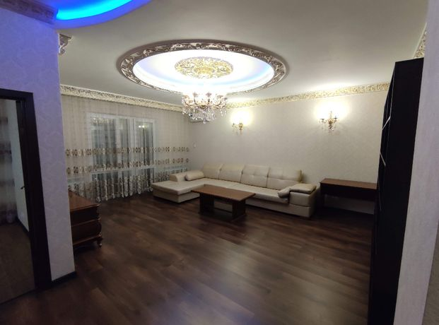 Сдам 3-х комнатную квартиру в ЖК Гранд Алатау на длительный срок