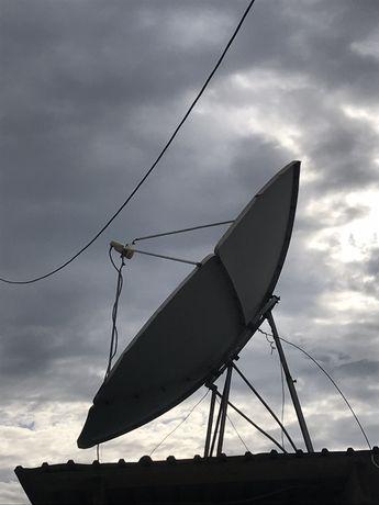 Спутниковая антенна ( тарелка)