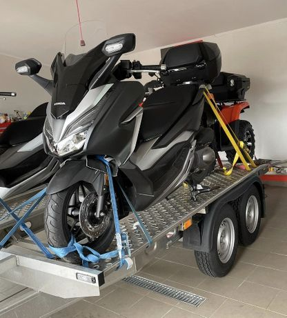 Honda Forza 300 - 2021 - nou - inmatriculat - Garantie 2 Ani