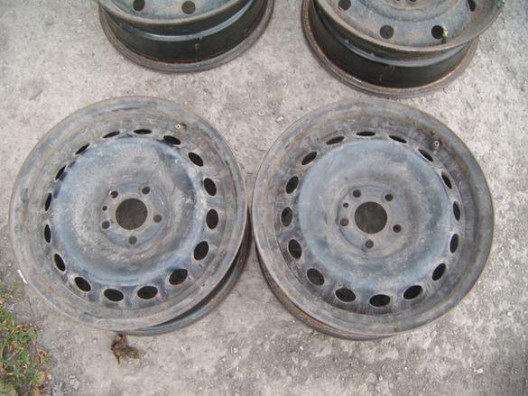 Метални джанти за Алфа Ромео 156 2.0 JTS 2003г.166к.с 15-ки