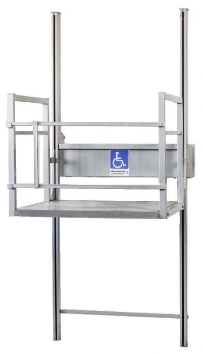 Пандус и подъёмники для инвалидов