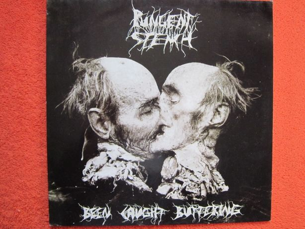 colectie Pungent Stench-BeenCaughtButtering-death metal-1st Ed.Germany