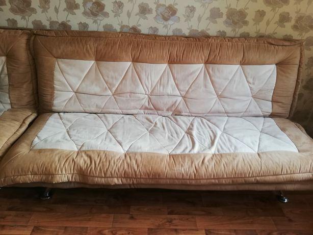 Продам диван и два мини дивана