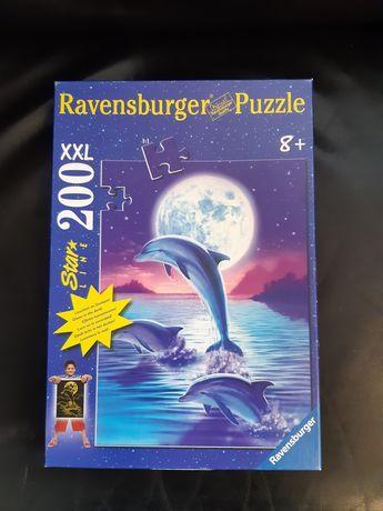 Puzzle original nou, Ravensburger, 200 xxl
