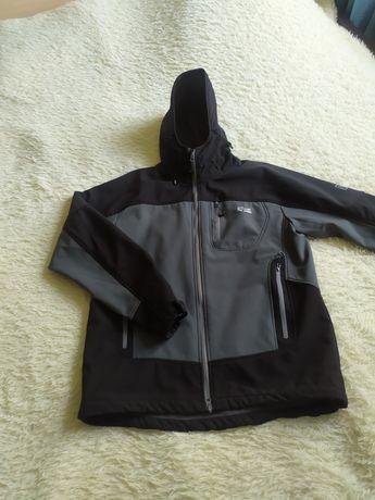 Виндстоппер софтшелл мембрана ветровка куртка на флисе 2XL Срочно