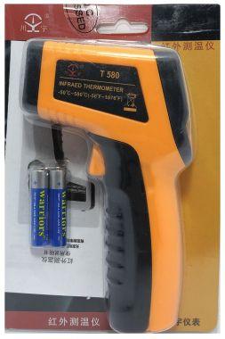 Termometru non-contact, portabil, cu radiatie infrarosu