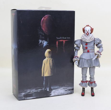 Figurina IT Pennywise 18 cm Stephen King Clown
