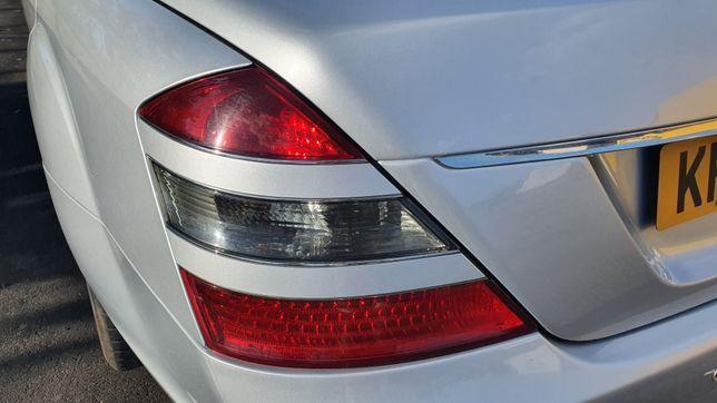 Tripla stop frana spate stanga dreapta Mercedes W221 S class S320 S350