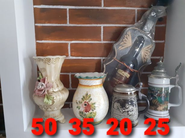 Vaze ceramica si sticla in stare perfecta
