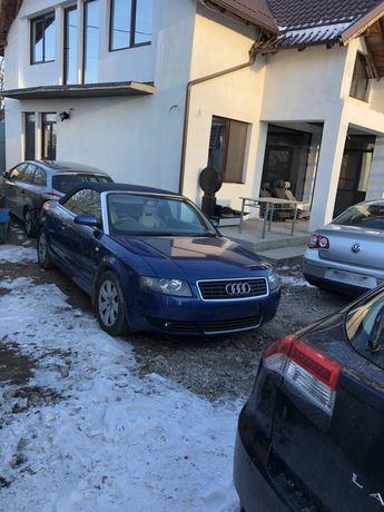 Dezmembrez Audi A4 cabrio 2.5 tdi automat