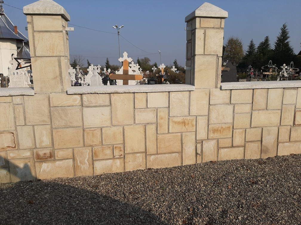 Piatra naturala gard,pavaj