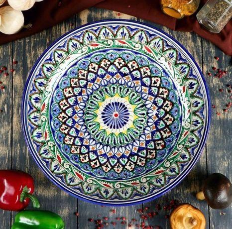 Риштанская керамика из Узбекистана